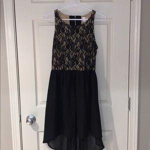Xhilaration High Low Dress